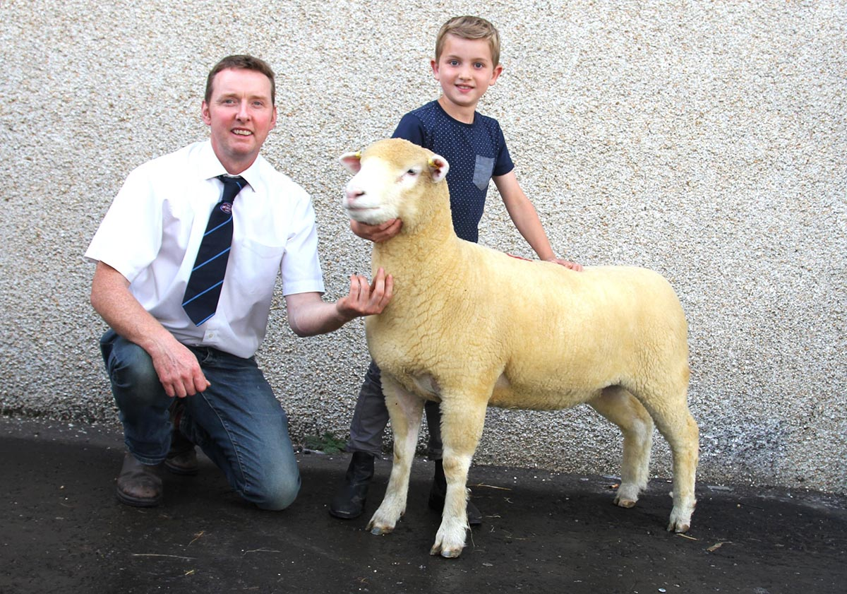 R Curry & New Breeder (Jack Royan)