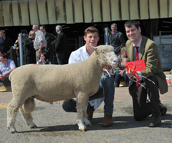 May Fair 2013 - Signet Winner
